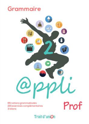 APPLI_2_GRAMMAIRE_PROFESSEUR