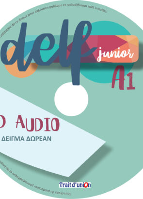 DELF_JUNIOR_A1_AUDIO_CD