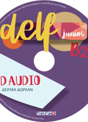 DELF_JUNIOR_B2_AUDIO_CD