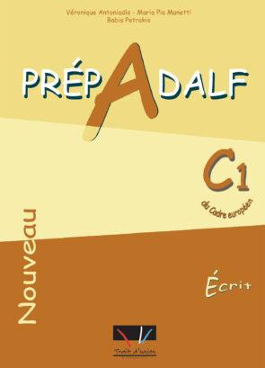 PREPADALF_C1_ECRIT_LIVRE_ELEVE