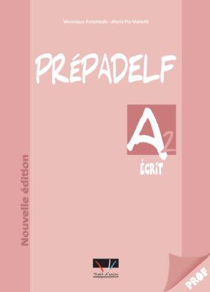 PREPADELF_A2_ECRIT_LIVRE_PROFESSEUR