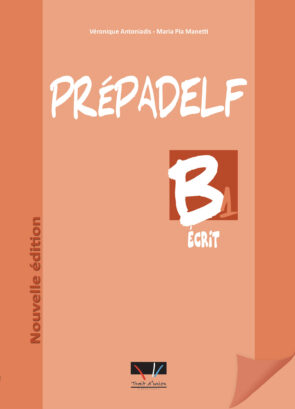 PREPADELF_B1_ECRIT_LIVRE_ELEVE