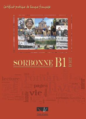 SORBONNE_B1_ECRIT_LIVRE_ELEVE